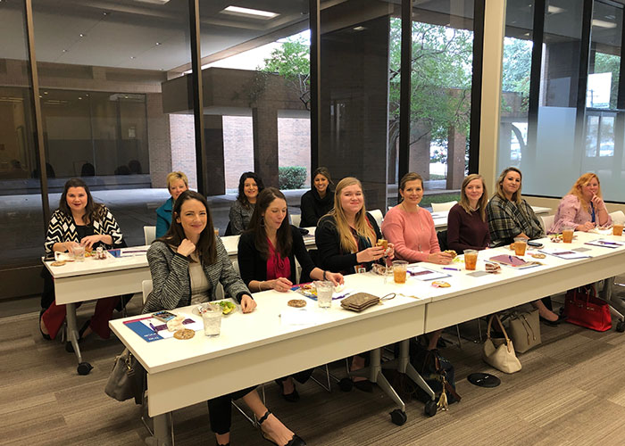 Lunch & Learn | The Ladder Alliance